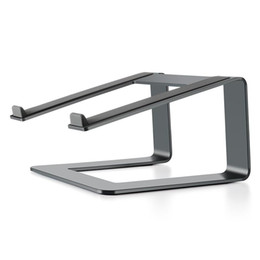 Todos os metais Laptop base de suporte Notebook Stand Holder Suporte Para Macbook Air Pro iMac Suporte Computer Accessories Riser Desk Riser venda por atacado