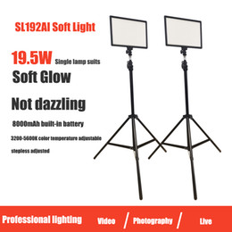 Wholesale Soft filling lighting LED photography video set live broadcasting studio professional film and television