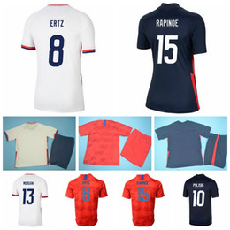 Wholesale g g shirts for sale - Group buy Men Woman Kids Soccer PAUL ARRIOLA Jersey GYASI ZARDES Christian Pulisic DeAndre Yedlin Robert Bradley Football Shirt Kits M G