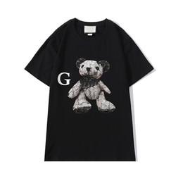 Mens Designer T Shirts Fashion Mens Clothing 2021 Summer Casual Streetwear T Shirt Luxury letter print Crew Neck Short Sleeve S-3XL