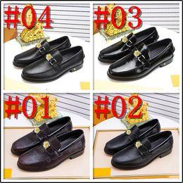 C6 Men Formal Shoes 2020 Fashion Patent Leather Dress Shoes Men Spring & Autumn Brand Business Office Wedding Footwear Men Shoes we 11