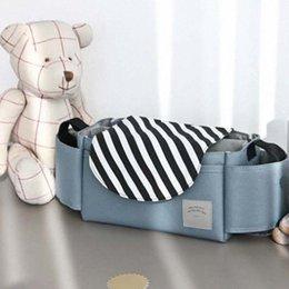 Baby Bottle Holder Buggy Landau Poussette Organisateur Stockage STROLLER CUP Momie Sac