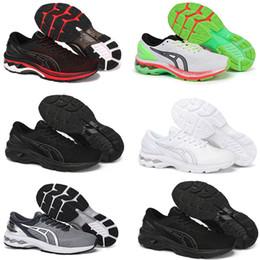 GEL-KAYANO 27 Mens Running Shoes Sneakers AWL Water Repellent Road Trainers Tennis Shoes Walking Athletics Sports Footwear on Sale