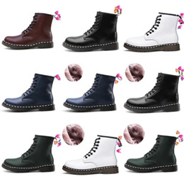 boot places NZ - Women Boots Winter Shoes Kne High Boots Fold Over Place Boots Woman Voices Shoes Woman Winter 2020 Plus Size 34-43 T200104#4213222