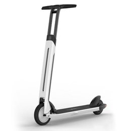 Wholesale adult bicycles online – design Adult electric scooter W electric bicycle with seat battery charger and no brake device safe and stylish