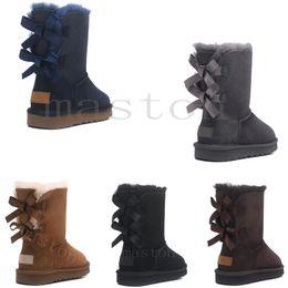 2020 australia wgg australian boots women boot Snow Winter slipper botas australianas fur boot new d9v6#