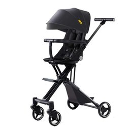 baby buggies prams NZ - Upgrade EN High Landscape 5.9 KG Aluminum Baby Trike Stroller baby murah Pram Pushchair Lightweight Buggies Stroller