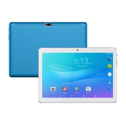 pc tablet 10.1 inch UK - 2020 Optional 10.1 inch Tablet MT6797 eight Core 1920*1200 2.5K IPS Screen Dual 4G 4GB RAM 64GB ROM Android Tablet pc
