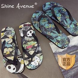Wholesale NEW Flip Flops Summer Cork Slipper Clogs sandals for men and women luxury beach couple flip flops Mayari 35-44