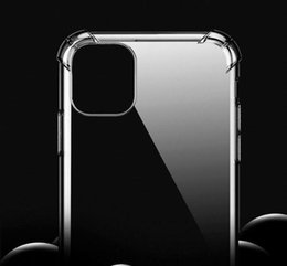 Tpu Clear Shockproof Phone Case For Iphone 12 Pro Max Tpu Airbag 11 Xr Xs 8 7 6 qylcmh yyysports