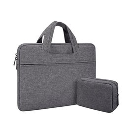 ipad handbags Australia - Laptop Bag Notebook Liner Bag MacBook Pro Apple 15.6-inch Male and Female Felt Bag IPad Laptop Case Handbag Style