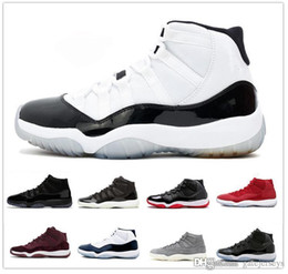 Wholesale space balls resale online - Satin Jordan s men women retro ball shoes gamma legend concord withe bred space jam sports sneakers