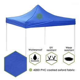 Wholesale Meigar 3mx3m 420D Waterproof Oxford Canopy Garden Patio Tent Sun Shelter Gazebo Canopy Outdoor Marquee Market Shade Anti UV Tent1