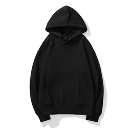 solide sweat achat en gros de-news_sitemap_homeM XL Big Taille Homme Sweats Hoodies Sports Sweatshirts Sweatshirts Mâle Couleur Solid Sweat à capuche HIP HOP Streetwear Outwear Authorime Spring Spring Spring Pull