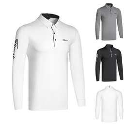 lange Hülse im Winter Neue Golfkleidung Männer im Angebot