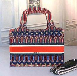 Wholesale colour books online – design 2020 fashion designer book handbags Shoulder Bags purses high quality ladies designer canvas Cross Body bags colour
