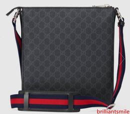 Pequeno 523.599 homens Mensageiro Belt Bag Totes Portfolio Pastas Duffle da bagagem em Promoção
