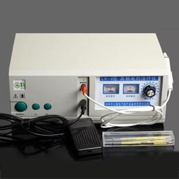 Ingrosso Interfaccia inglese LK-3 Elettrocautero ad alta frequenza Apparecchi terapeutici ad alta frequenza Chirurgia cosmetica Coltello elettrico Emostat