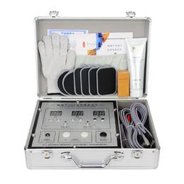 Ingrosso DDS Bioelectric Therapric Pulse a bassa frequenza DDS Bio Terapia massaggiatore per il Meridian Relax alleviare il dolore Detoxificazione Body SpA