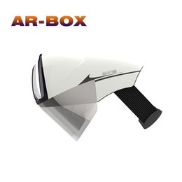 Factory Supply Newest Hologram Virtual Augmented Video Google 3D Video Glasses Software Products 3D Glasses for Film Video