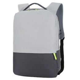 Wholesale Men's Backpack USB Waterproof Super Light Charging Laptop Backpacks Unisex Casual Nylon Business 15.6 Inch Computer Travels bags