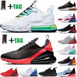 270 Coussin Sneakers Designer Sport Hommes Chaussures De Course 27c Formateur  Fer Femmes Baskets Taille 36-45 en Solde