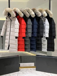 Wholesale 2021 fashion Canada mens winter European travel goose jacket coat winter down jacket parka puffer coats warm overcoat outwear XS-2XL