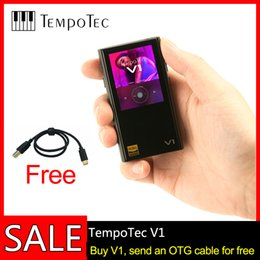 amplifier for mp3 player NZ - Players TempoTec Variations Hifi Digital WITHOUT analog and supports bluetooth LDAC IN&OUT for USB DAC&AMPLIFIER portable LJ201016