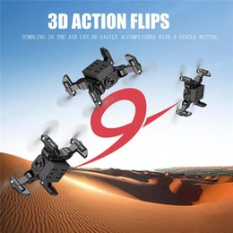 Mini Drone (with   Without HD Camera) High Hold Mode RC Helicopter Remote Control Aircraft.#LI9 on Sale