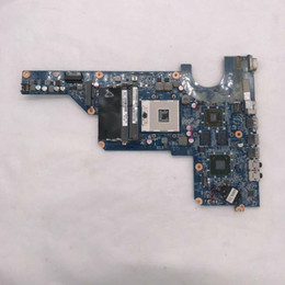 hp laptop s motherboard Canada - 636375-001 DAOR13MB6E0 fit for HP pavilion G4-1000 G4 G6 laptop motherboard with hm65 chipset 100% full tested ok