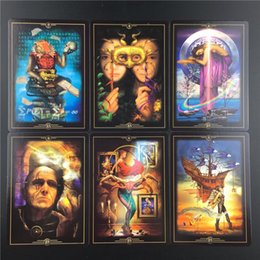 Wholesale visions boards online – design Great Quality Oracle Cards Of Visions Tarot Deck High Quality Read Fate Tarot Card Game For Personal Use Board Game bbyRpk homebag