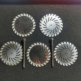 Hochwertiges Dental-Labor-Diamant doppelseitig Schneidscheibe für Dental-Schneidgips-Disc-Rad Dental Lab-Werkzeug im Angebot