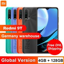 Xiaomi Redmi 9T 4GB 128GB смартфон Snapdragon 662 48MP задняя камера 6000 мАч не NFC на Распродаже