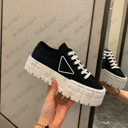 Nylon Low Cut Womens Derbies Sneakers Straw Outsole Leather Plastic Injection Trainer Runner Lace-Up Height Increasing Casual Shoes on Sale