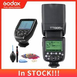 GODOX685C E-TTL II 2.4G HSS 1 8000s WirelessL Flash Light Speedlite X1T-C Trigger XPro-C Transmitter for SLR Camera1 on Sale