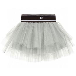 Ingrosso Girls Dress Dress 2021 Summer Fashion Princess Dress Bambini Trend Abiti ricamati in maglia traspirante Abbigliamento bambino