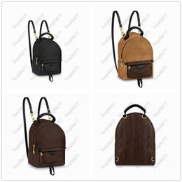 High Quality Fashion Pu Leather Mini size Women Bag Children School Bags Backpack Style Springs Lady Bag Travel Bag 4 colors on Sale