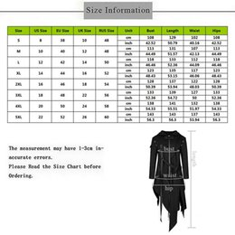 Wholesale trench coat military jacket men for sale – winter Vertvie Men Gothic Trench Coat Steampunk Vintage Long Black Jacket Male Hooded Irregular Design Military Cardigan Outerwear Coat