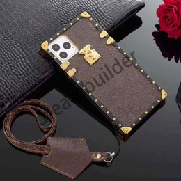Wholesale iphone cases resale online - Top fashion phone cases for iphone Pro Max mini XR XS Max plus PU leather Phone shell for samsung S8 S9 S10 PLUS S10E NOTE