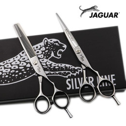 "5"" 5.5"" 6"" 6.5"" hair scissors Professional Hairdressing scissors set Cutting+Thinning Barber shears High quality on Sale"