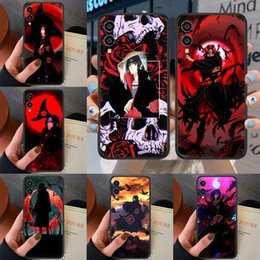 naruto games Australia - Naruto Uchiha Itachi Akatsuki mobile phone shell Huawei honor 6A 7a 7C 8 8A 8x 9 9x 10 10I 20 Lite Pro Black game back to very mobile phone