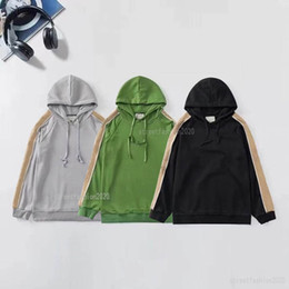 Wholesale green hoodies resale online - Hoodie Hip Hop Mens Stylist Hoodies Men High Quality Long Sleeve Stylist Hoodies fashion Men Women Sweatshirts M XL