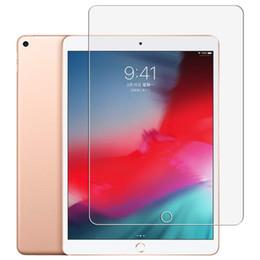Toptan satış 9H premium temperli cam ekran koruyucu film iPad Pro için 12.9 inç hava 4 10.9 2020 11 10.2 10.5 mini 2 4 5 6 paketi olmadan