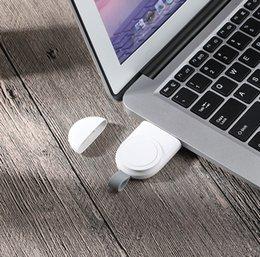 Tragbare Mini-USB-Magnetschnellladegerät für iWatch Low Temperature aufladendockstation Smart-Spiel mit Apple Watch im Angebot