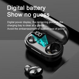 Mini wireless bluetooth headphones T8 TWS earphone wireless earbuds Xiaomi ear pods project rock headset binaural stereo for iPhone and Sam