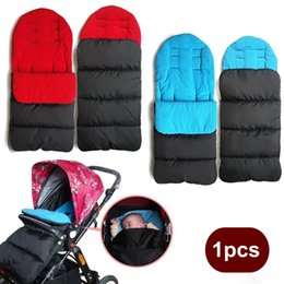 sleep clothes for kids Canada - Infant Sleeping Envelopes Baby Sleeping Bag Swaddle for Baby Stroller Sleeping Bag Kids Pram Sleep Sacks Stroller Footmuff TC50 201006