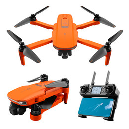 Wholesale 2020 NEW drone 4k gps 5g wifi two axis gimbal camera brushless motor supports TF card flight for 25 minutes ICAT7 vs sg906 pro