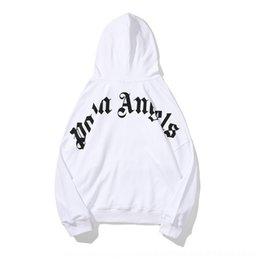 Wholesale hip hop songs online – design IarO Stars West hoodie Hip Hop Kanye New Songs Album Skateboard Fleece Hoodie
