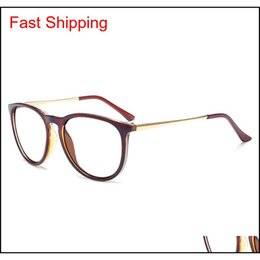 Discount geometric eyeglasses men Classic Erik Sunglasses Frames Men Women Metal Frame Eyeglasses Designer Eyewear Mirror Gaf qyleAZ homes2007