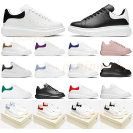 Wholesale [shipped within 6 days] designer mens womens espadrilles flats platform oversized man shoes espadrille flat sneakers 36-46